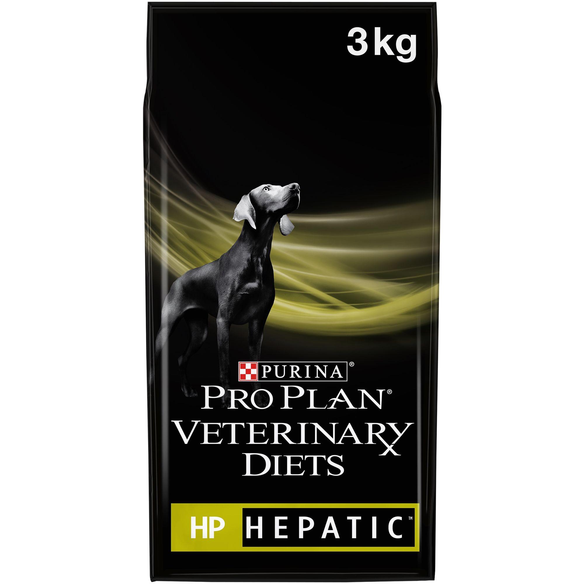 Purina Pro Plan Veterinary Diets Canine HP Hepatic Hondenvoer 3 kg